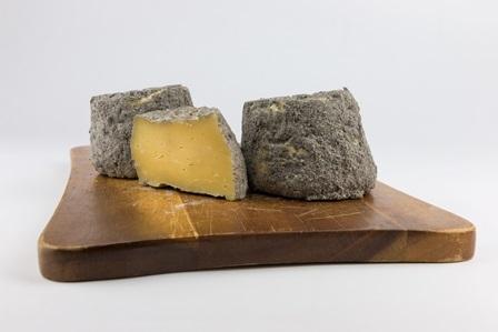 Popiołek z Krupego – ser w popiele