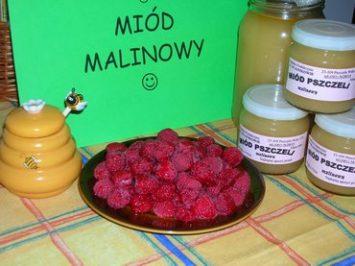 miod malinowy