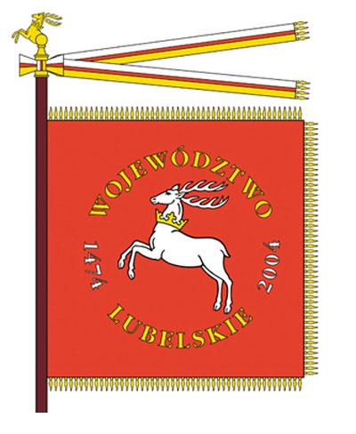 Sztandar Województwa Lubelskiego