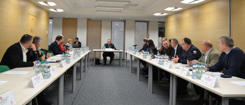 Posiedzenie SZR ds. Gospodarki, Innowacji i Rozwoju Przedsiębiorczości WRDS