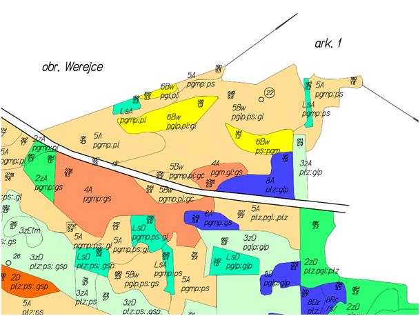 Zasob Geodezyjny I Kartograficzny Urzad Marszalkowski