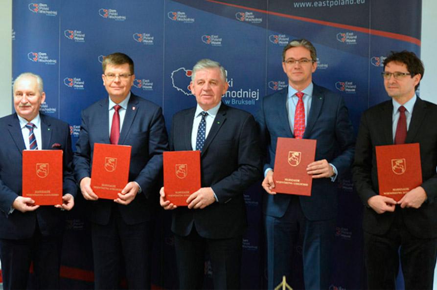 Marszałkowie Polski Wschodniej w Lublinie