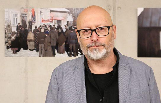 Reżyser Wojciech Smarzowski