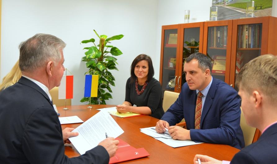 Współpraca transgraniczna Polska – Ukraina