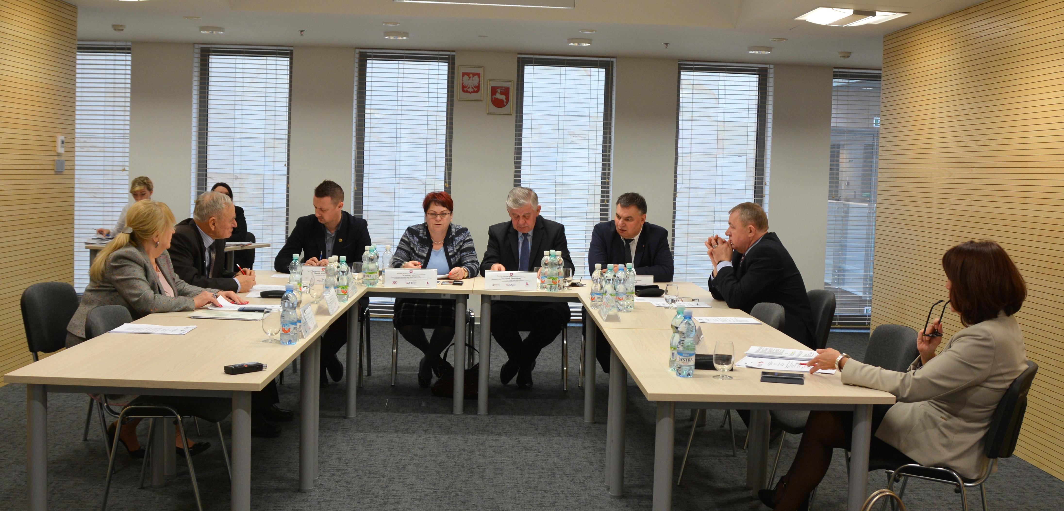 Obradowało Prezydium WRDS Województwa Lubelskiego
