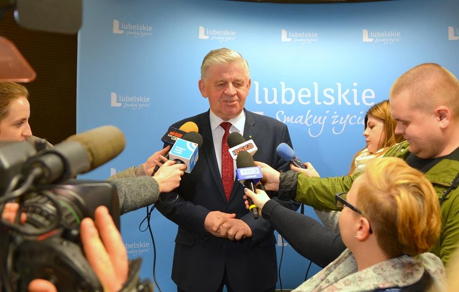 Unijna dotacja nie odleci z lubelskiego lotniska