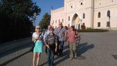 Wizyta studyjna dziennikarzy z Belgii