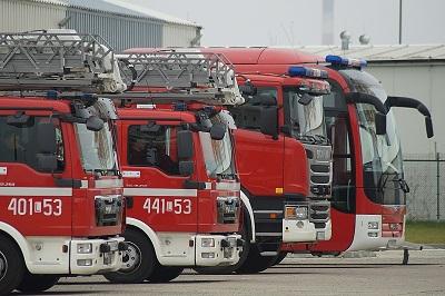 Wozy strażackie dla lubelskich strażaków