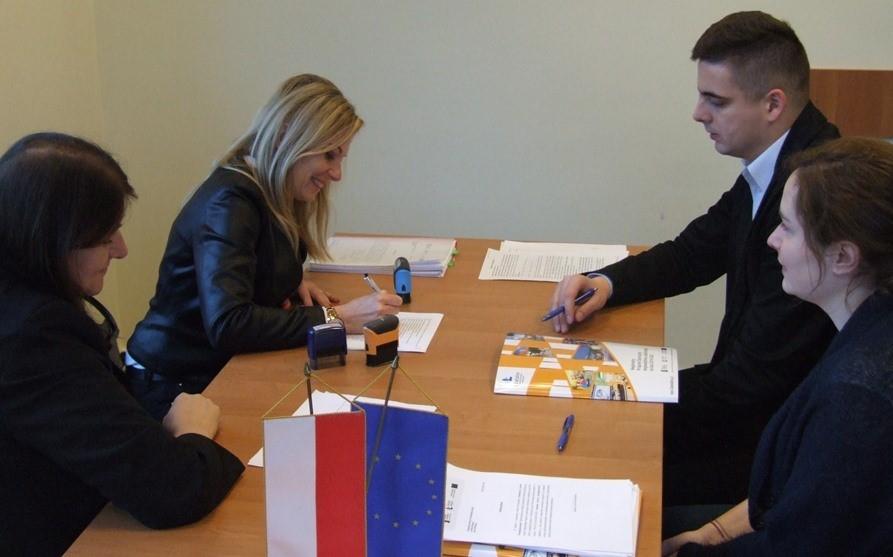 Umowa na usługi rozwojowe dla małych i średnich firm