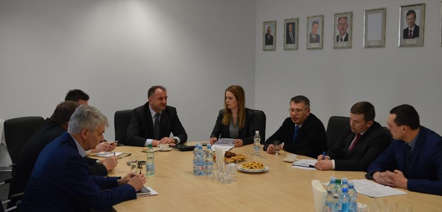 Wizyta przedstawicieli Obwodu Wołyńskiego