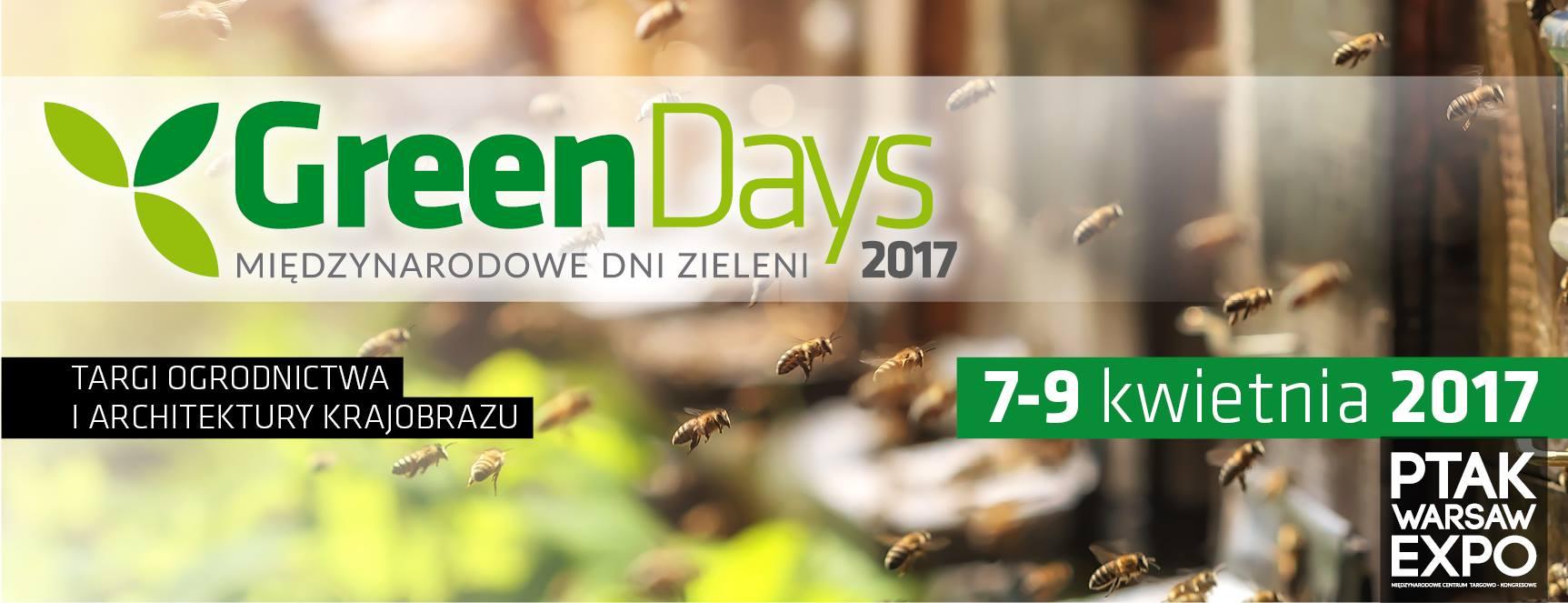 Międzynarodowe Dni Zieleni Green Days 2017