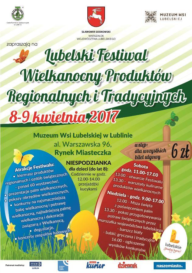 Zapraszamy na Lubelski Festiwal Wielkanocny w skansenie!