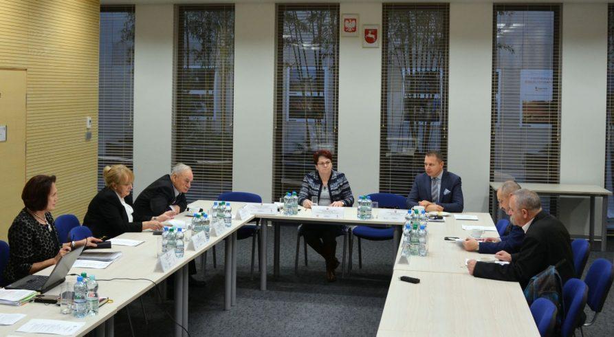 Dziewiąte posiedzenie Prezydium WRDS