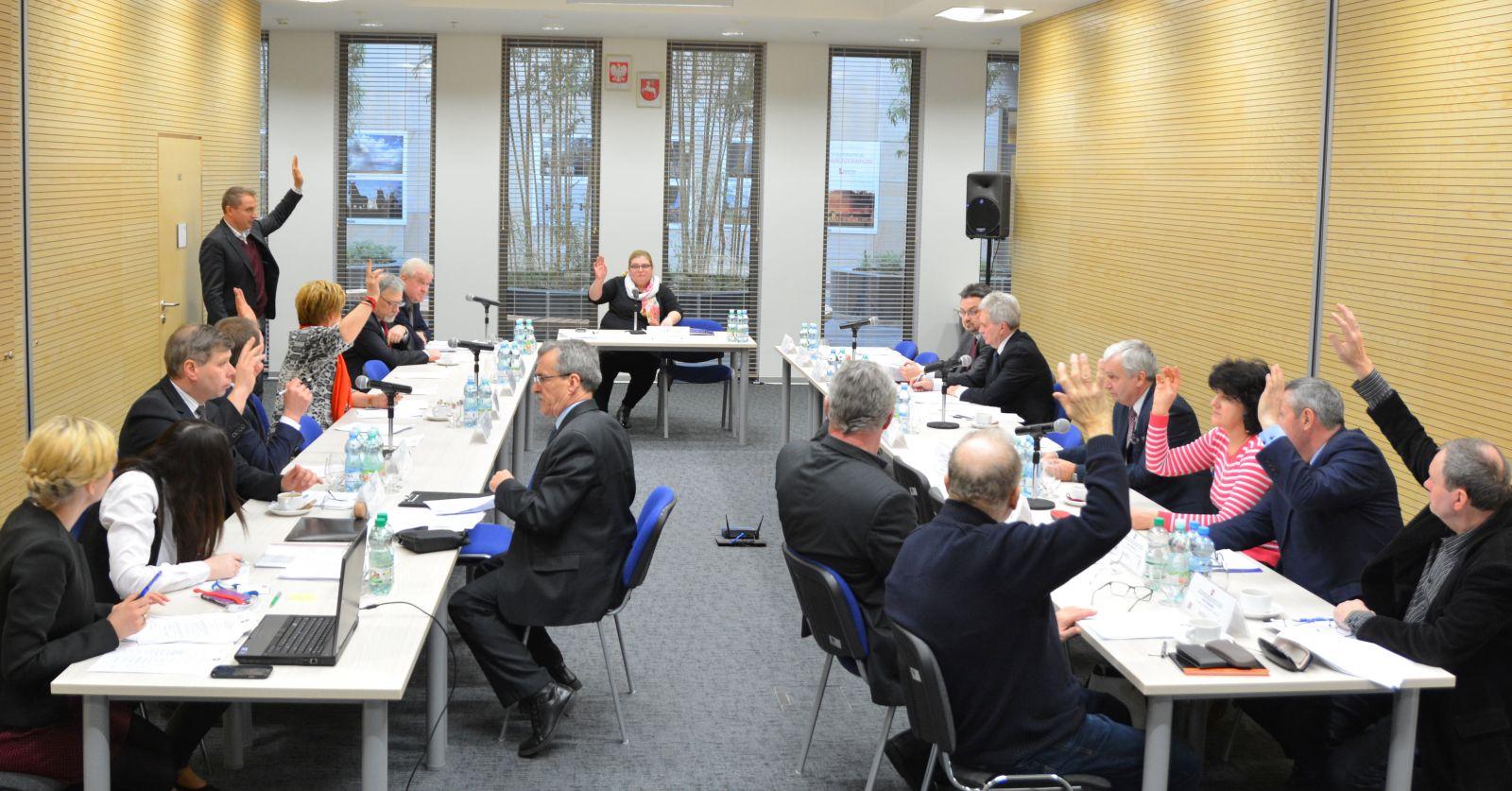 Posiedzenie SZR ds. Rolnictwa i Rozwoju Obszarów Wiejskich WRDS WL