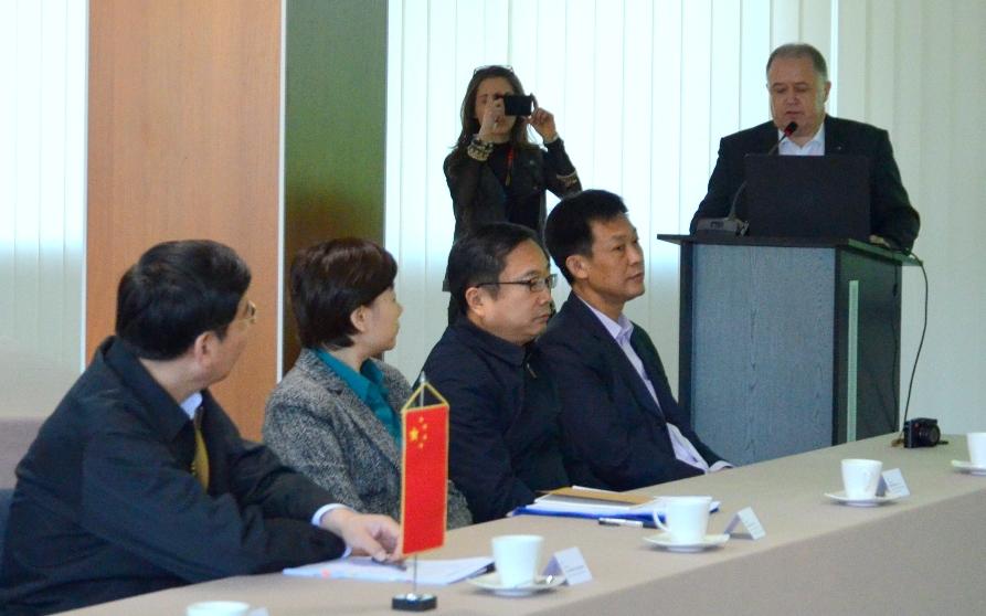 Minister Miao Wei z wizytą w Lubelskiem