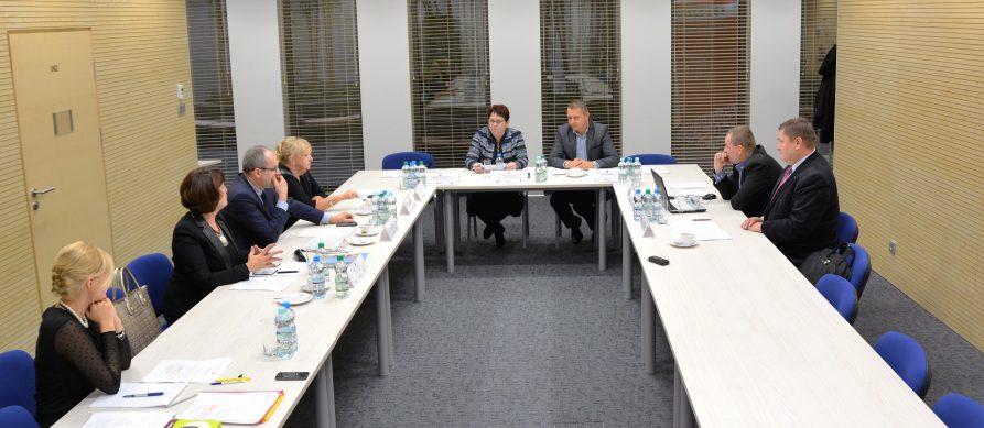 Posiedzenie Prezydium WRDS