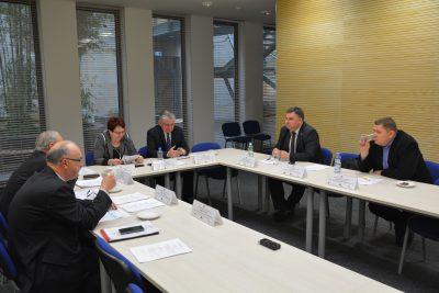 II posiedzenie Prezydium WRDS
