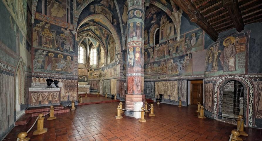 Kaplica Trójcy Świętej nagrodzona