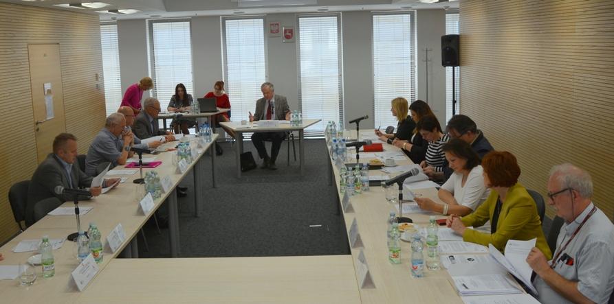 Posiedzenie Stałego Zespołu Roboczego ds. Edukacji i Szkolnictwa Wyższego WRDS Województwa Lubelskiego