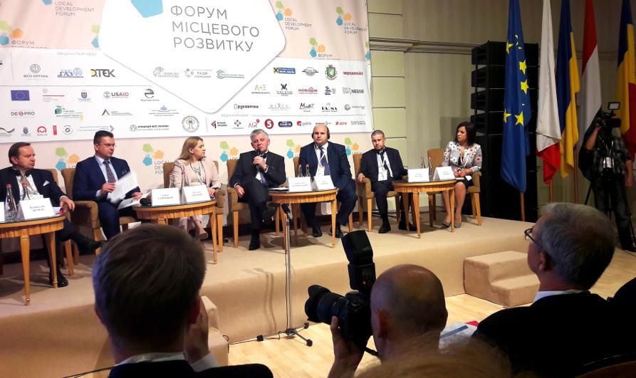 II Forum Rozwoju Regionalnego w Truskawcu