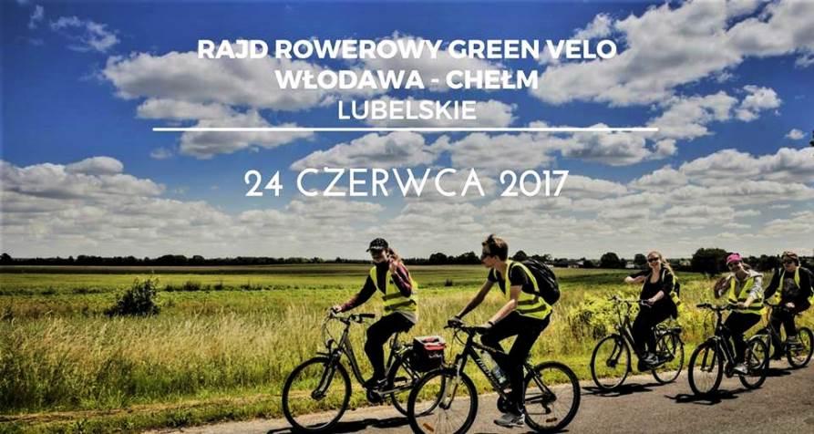 Rajd rowerowy Green Velo Włodawa – Chełm