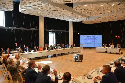 Głosowanie nad absolutorium dla Zarządu Województwa Lubelskiego