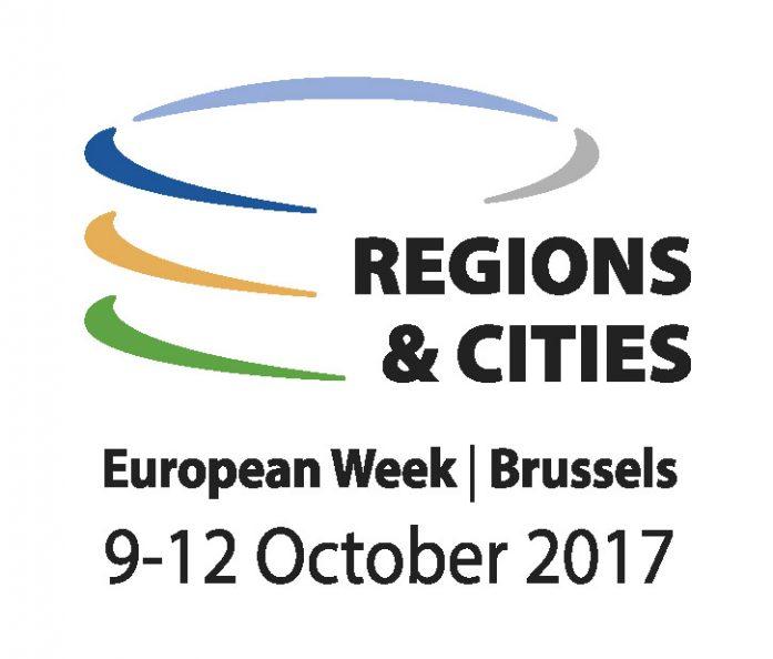 logo wydarzenia Regions and Cities