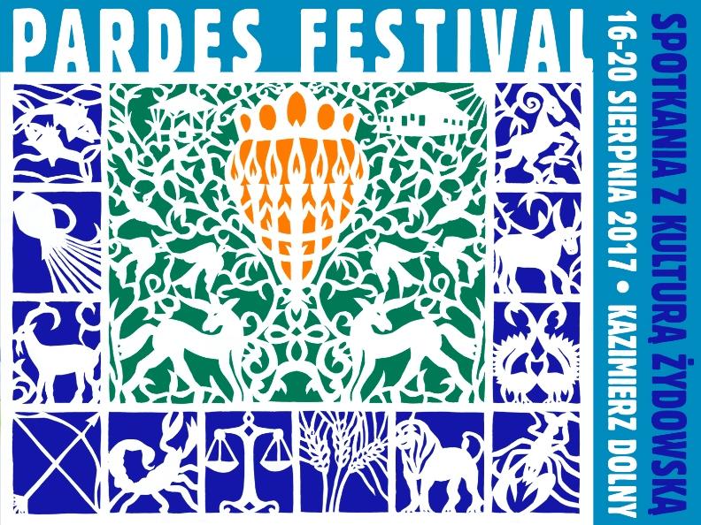 Pardes Festival – Spotkania z Kulturą Żydowską w Kazimierzu Dolnym