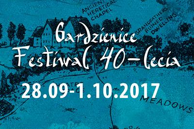 Gardzienice Festiwal 40-lecia