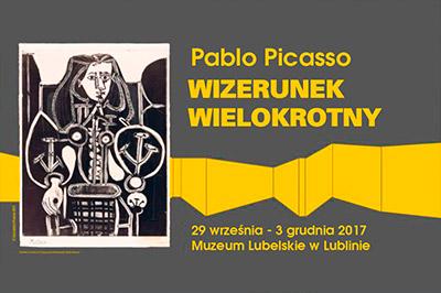 Pablo Picasso WIZERUNEK WIELOKROTNY