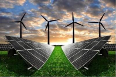 Na zdjęciach znajdują się systemy oszczędzania energii