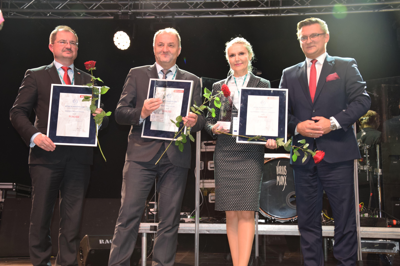 Województwo Lubelskie wyróżnione podczas XV edycji Samorządowego Forum Kapitału i Finansów