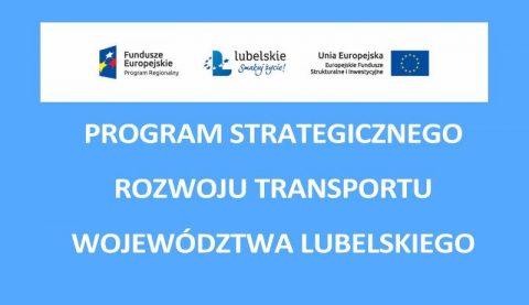 Program strategicznego rozwoju transportu województwa lubelskiego