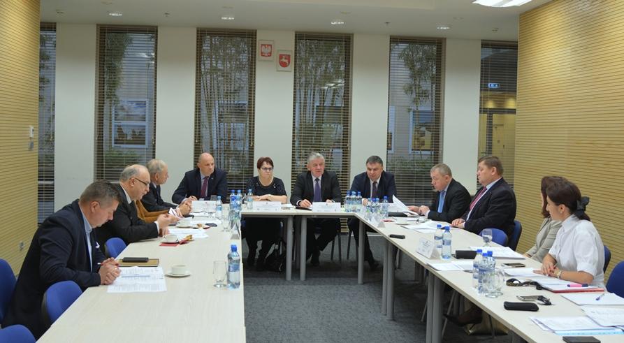Kolejne posiedzenie Prezydium WRDS Województwa Lubelskiego