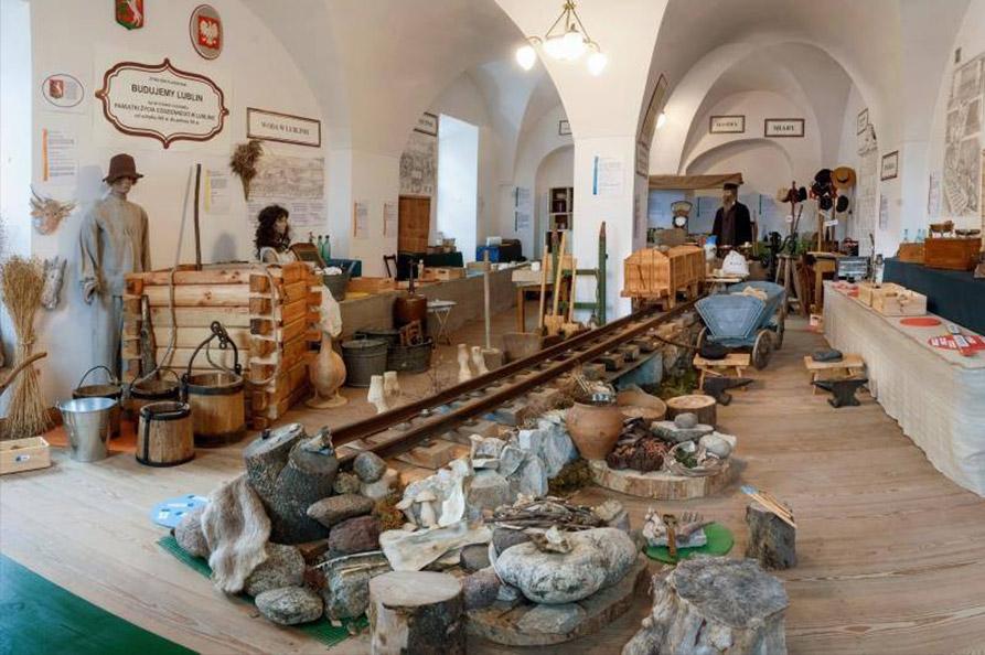 Zbuduj dawny Lublin – gra historyczna