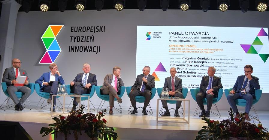 Trwa Europejski Tydzień Innowacji