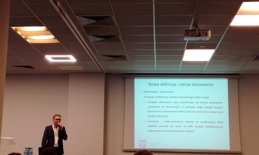 7. Międzynarodowe Targi Energii Odnawialnej i Efektywności Energetycznej RENEXPO Poland