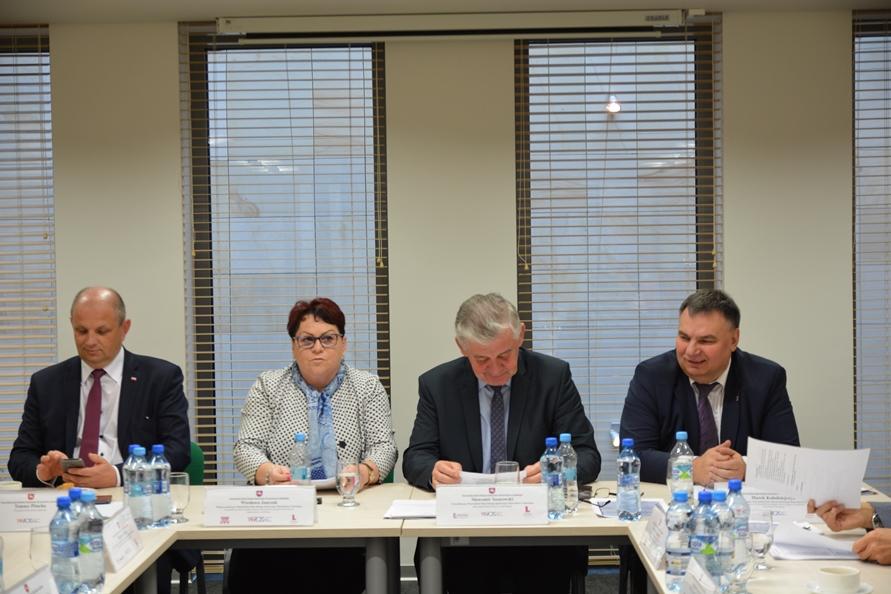 Obradowało Prezydium Wojewódzkiej Rady Dialogu Społecznego Województwa Lubelskiego