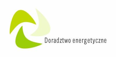 Logo projektu Doradztwa Energetycznego