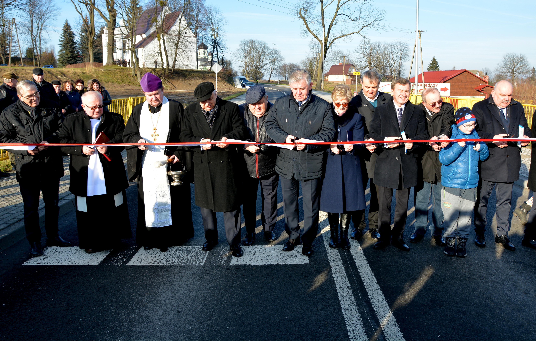 Nowy odcinek drogi wojewódzkiej nr 846