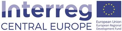 Logo Programu Interreg Europa Środkowa