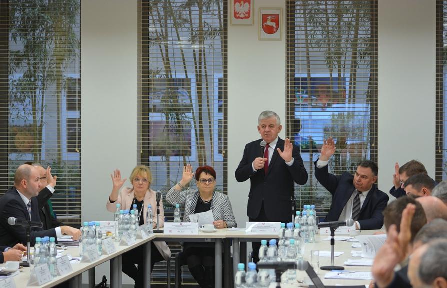 Drugi rok działalności WRDS Województwa Lubelskiego