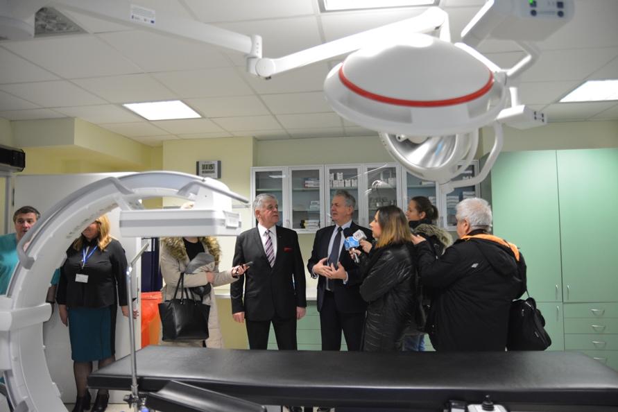 Nowa pracownia CT i RTG w szpitalu w Białej Podlaskiej