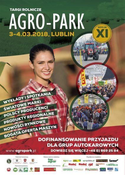plakat Agro-Park 2018