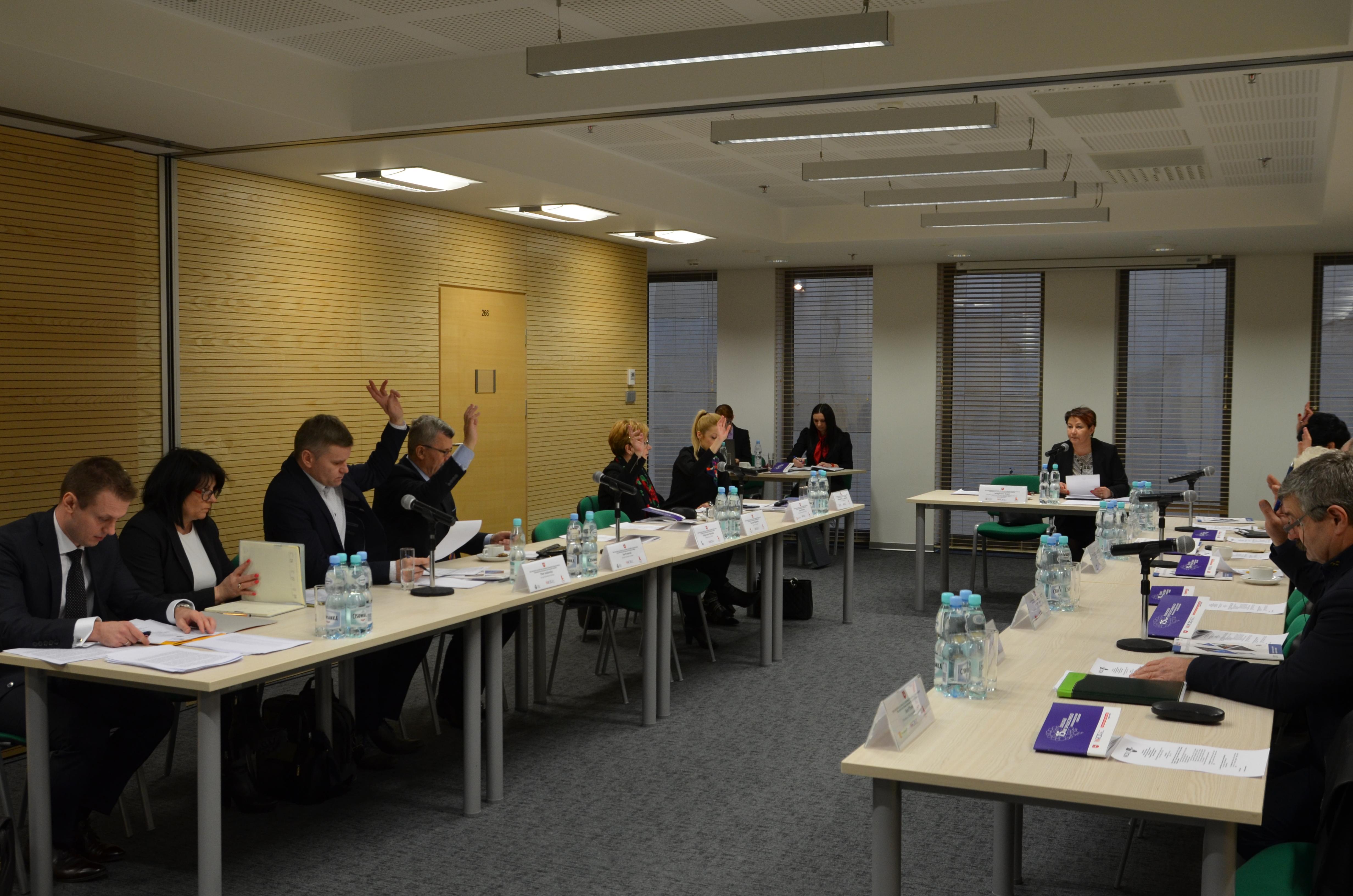 Posiedzenie Stałego Zespołu Roboczego ds. Rynku Pracy, Zatrudnienia, Wynagrodzeń i Świadczeń Socjalnych WRDS WL