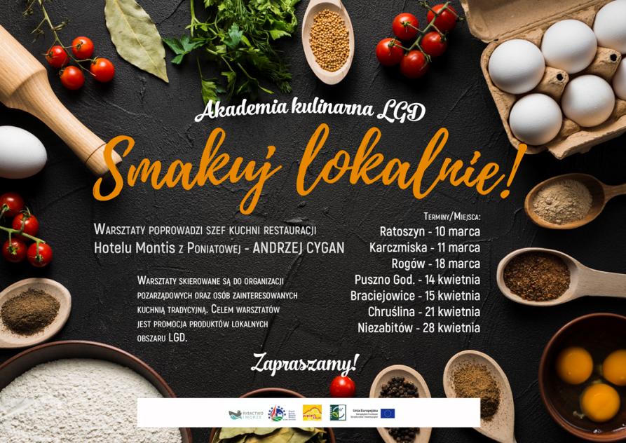 Akademia kulinarna LGD