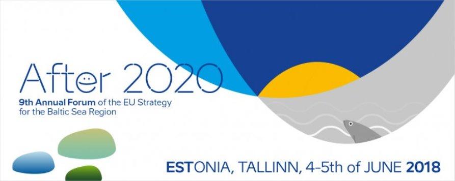 9. Forum Strategii UE dla regionu Morza Bałtyckiego w Tallinnie