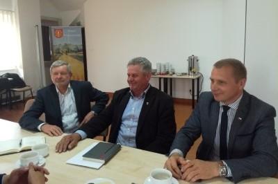Dyrektor Regionalnego Biura Energii Urzędu Marszałkowskiego Województwa Lubelskiego uczestniczy w konsultacjach na terenie powiatu kraśnickiego.