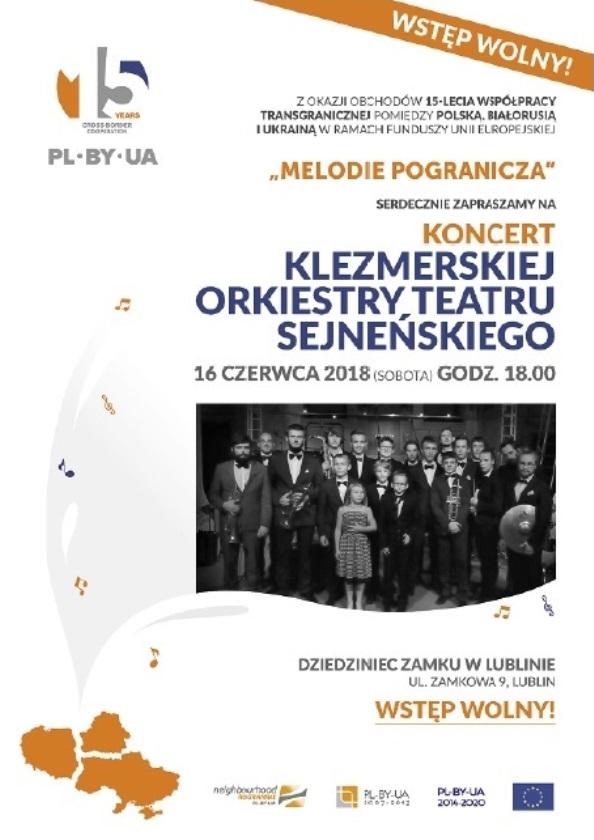 Koncerty w Polsce na 15-lecie współpracy PBU