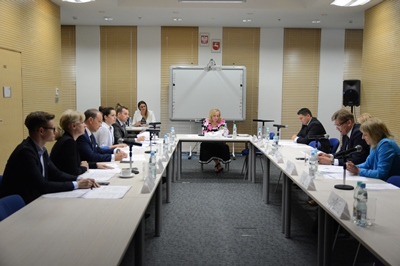 Posiedzenie DZR ds. Regionalnej Koalicji w Walce z Szara Strefą